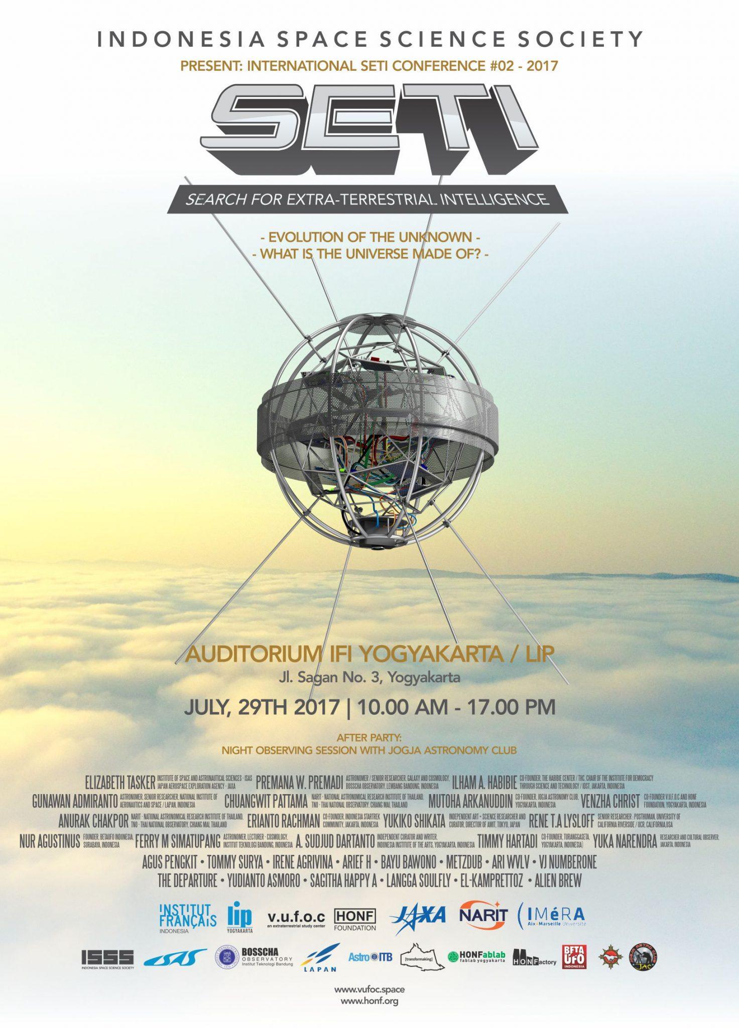 Poster SETI #2 OK PRINT